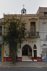 Parroquia Itaiti